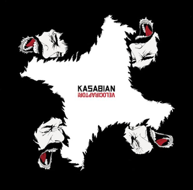 Kasabian 'Velociraptor!' album