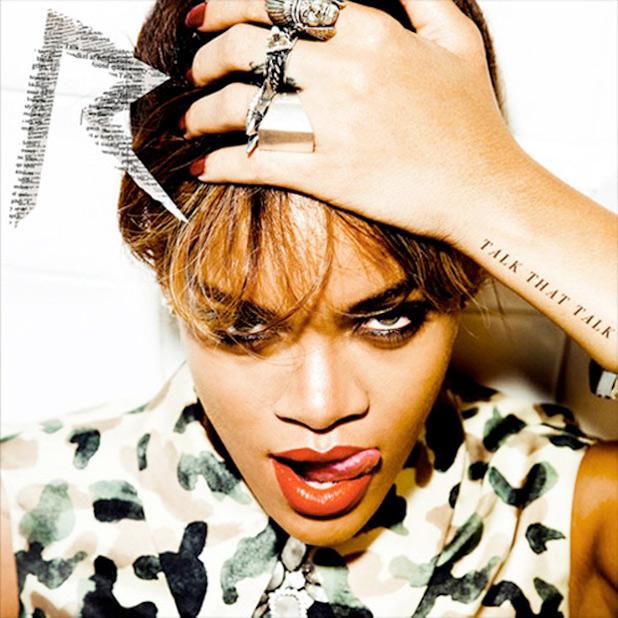 Rihanna 'Talk That Talk' album