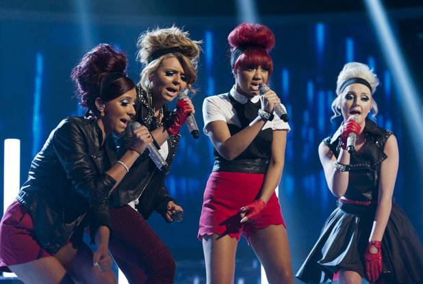 The X Factor 2011: Live Show 9