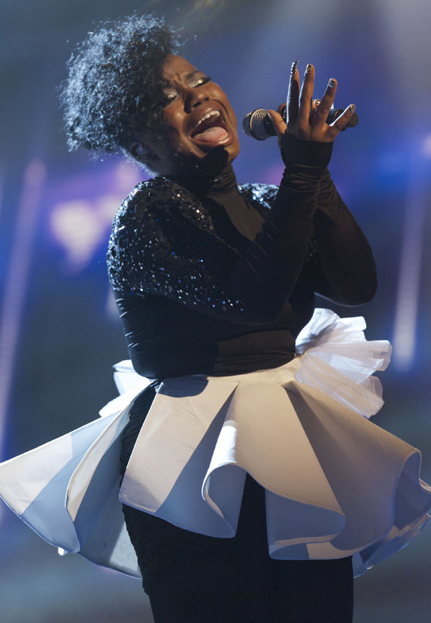 The X Factor: Misha B