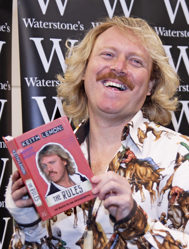 Keith Lemon's 'The Rules: 69 Ways to Be Successful'