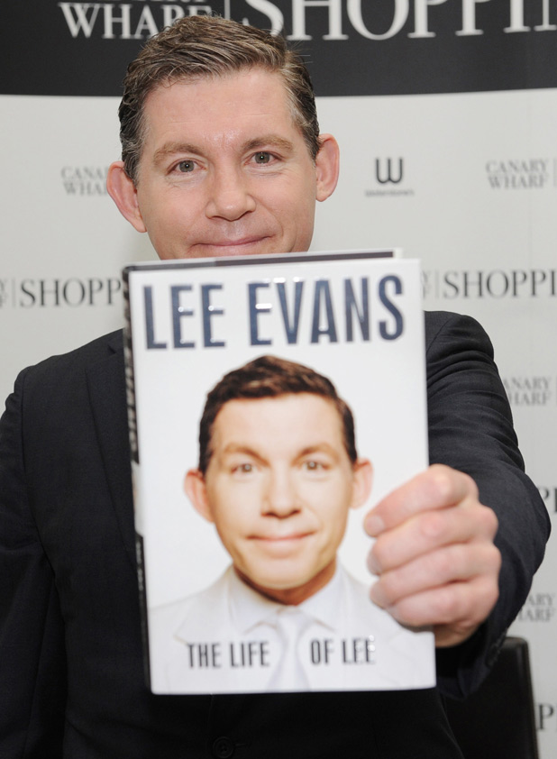 Lee Evans's 'The Life of Lee'