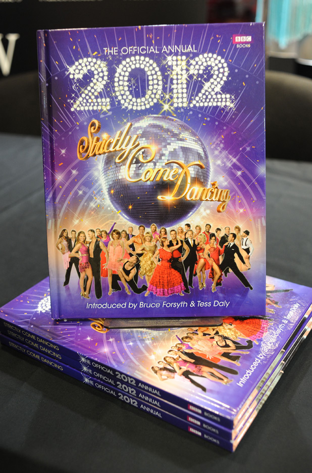 The 'Strictly' 2012 annual