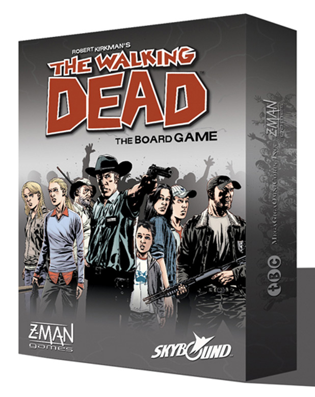 'Walking Dead' board game
