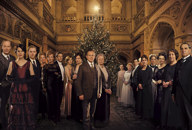 Downton Abbey: Christmas Special 2011