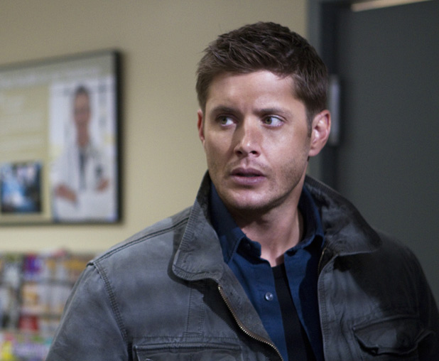 USTV: Supernatural S07E10: 'Death's Door'