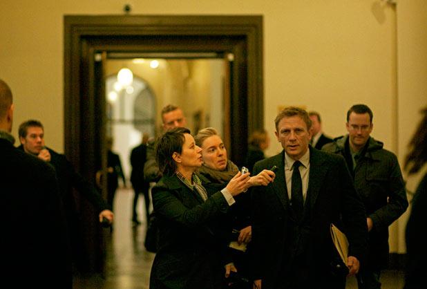 Daniel Craig as Blomkvist