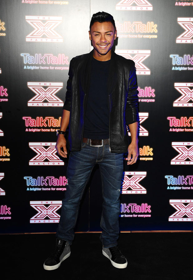 The X Factor Talk Talk Secret Gig: Marcus Collins