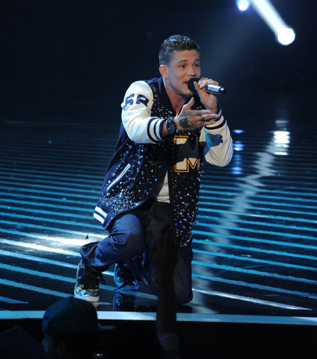 &#39;X Factor&#39; Top 7 performances in pictures: Chris Rene