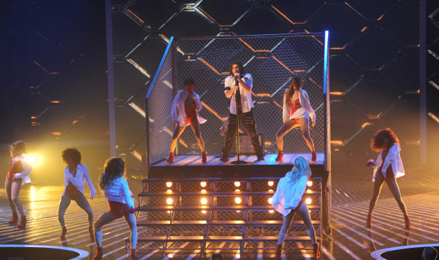 &#39;X Factor&#39; Top 7 performances in pictures: Josh Krajcik