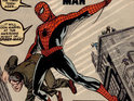 Spider-Man's debut will be reprinted to coincided with his return to cinemas.