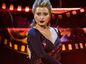 Strictly's Holly Valance was reportedly displeased at the idea of getting a coach to Blackpool.