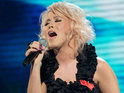 HMV put Amelia Lily X Factor 2011 winner's single up for pre-order.