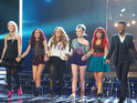 Little Mix, Marcus Collins or Amelia Lily?