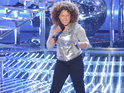 Rachel Crow says that she wasn't too young to be competing on The X Factor.