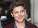 Zac Efron says Michelle Pfeiffer persuaded him to sign for New Year's Eve.