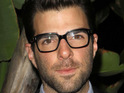 "Zachary Quinto says he is feeling ""incredibly happy"" in his relationship."
