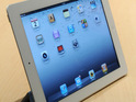 Apple stops sales of certain products online after court patent verdict in 2011.