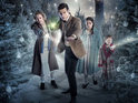Watch Matt Smith in Doctor Who 'The Prequel to The Doctor, The Widow and the Wardrobe' now.