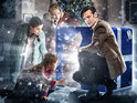 Brand new images from this year's Doctor Who Christmas special.