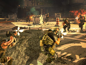 'Army of Two' screenshot