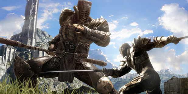 Infinity Blade II for iOS