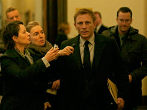 Daniel Craig in 'The Girl With the Dragon Tattoo'