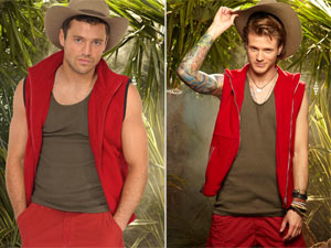 'I'm A Celebrity' Winner Poll: Mark Wright or Dougie Poynter