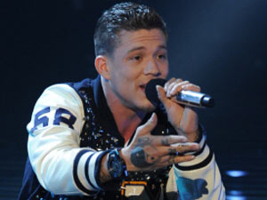'X Factor' Top 7 performances in pictures: Chris Rene