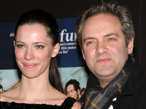 Rebecca Hall and Sam Mendes