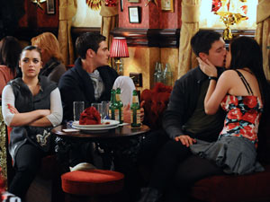 EastEnders' Jacqueline Jossa wouldn't back Lauren, Tyler romance