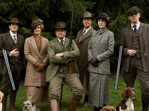 Downton Abbey Christmas Special 2011
