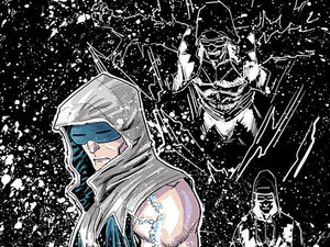 Francis Manapul and Brian Buccellato's redesign of Captain Cold