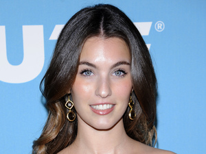 Rainey Qualley Miss Golden Globe 2012