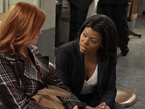 Taraji P. Henson, Detective Carter, Person of Interest Get Carter