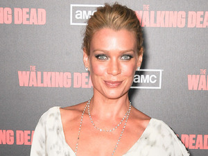 Laurie Holden at the premiere of AMC&#39;s &#39;The Walking Dead&#39; 