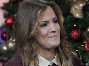 Xtra Factor presenters Caroline Flack and Olly Murs on 'Daybreak'