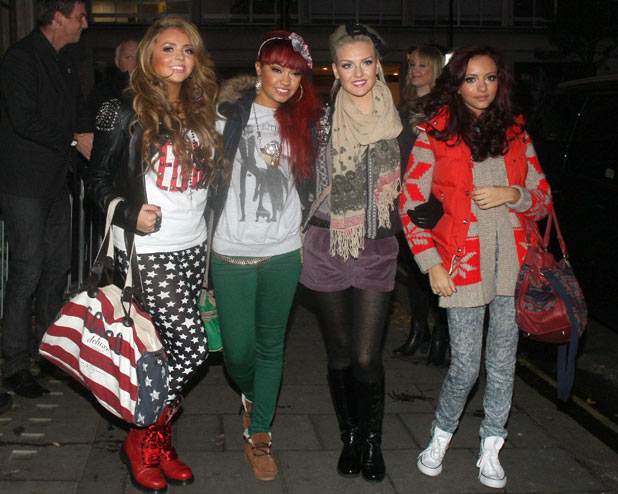 Little Mix - Jesy, Leigh Ann, Perrie and Jade