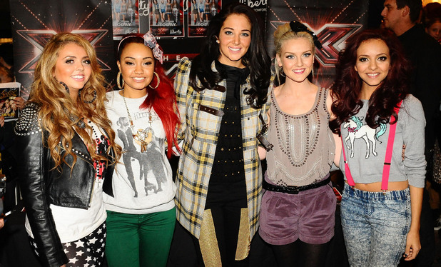 Little Mix, Tulisa Contostavlos Romford