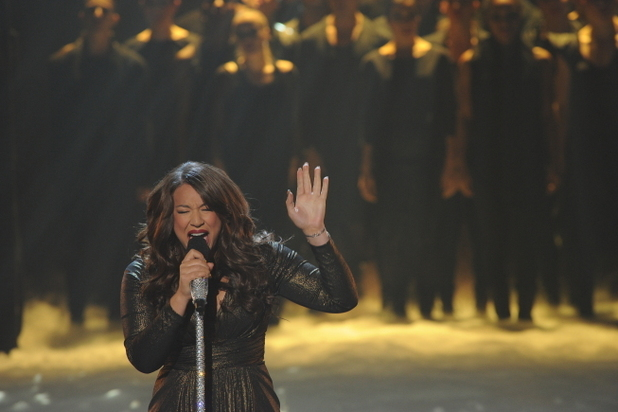 The X Factor Top 5 performances:  Melanie Amaro