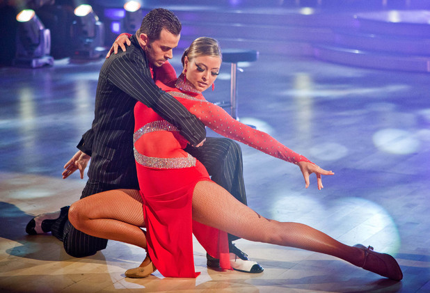 Holly and Artem's Argentine Tango