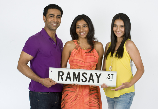 The Kapoor Family Neighbours