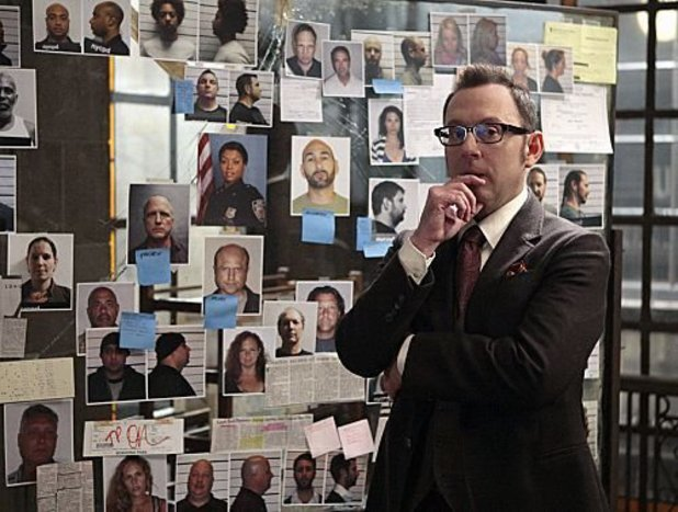 Michael Emerson, Harold Finch, Person of Interest