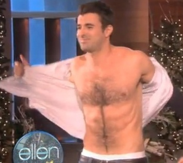 Steve Jones The Ellen Degeneres Show