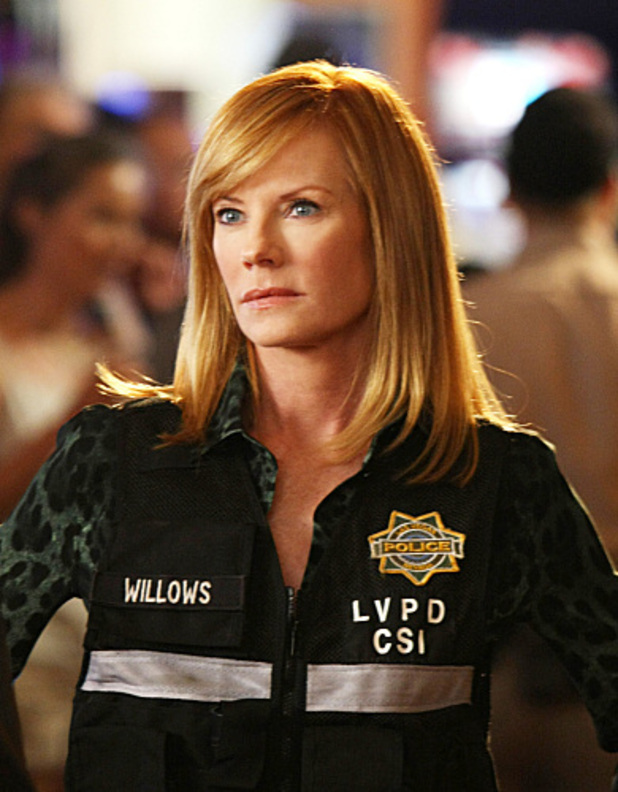 CSI: Catherine Willows (Marg Helgenberger)