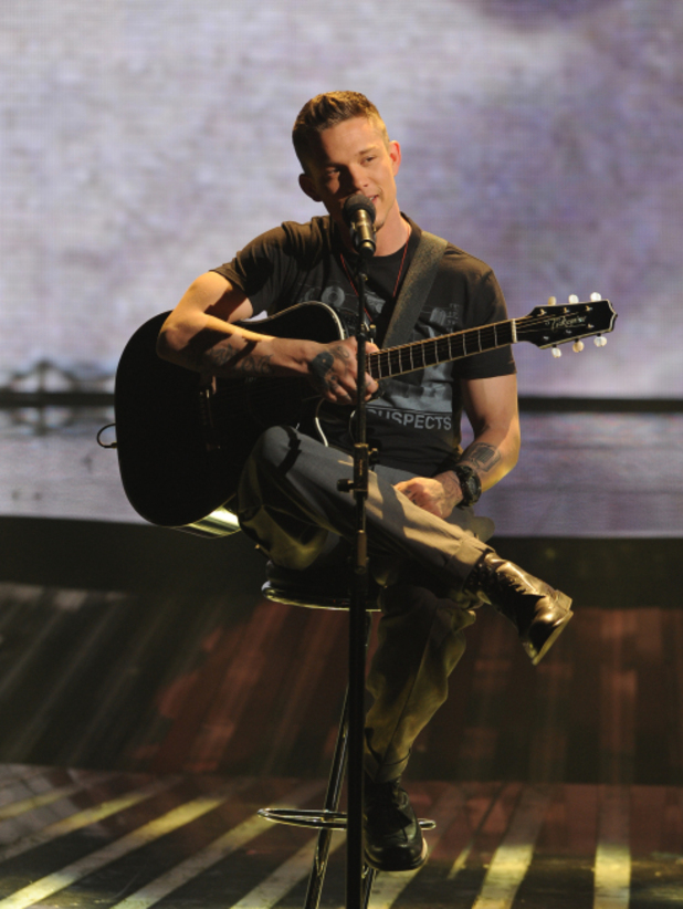 The X Factor Top 5 performances: Chris Rene