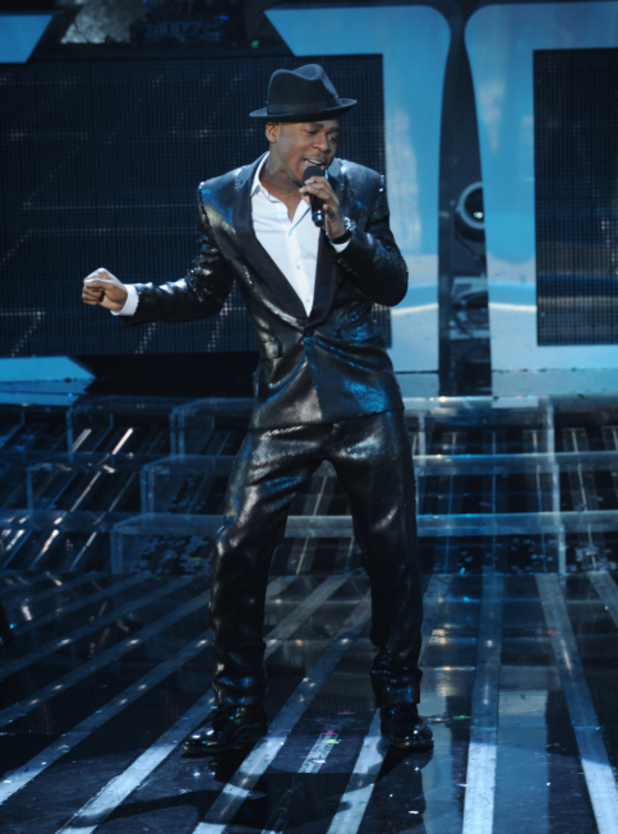 The X Factor Top 5 performances:  Marcus Canty