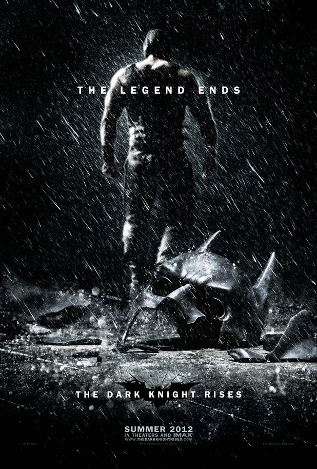 1. The Dark Knight Rises