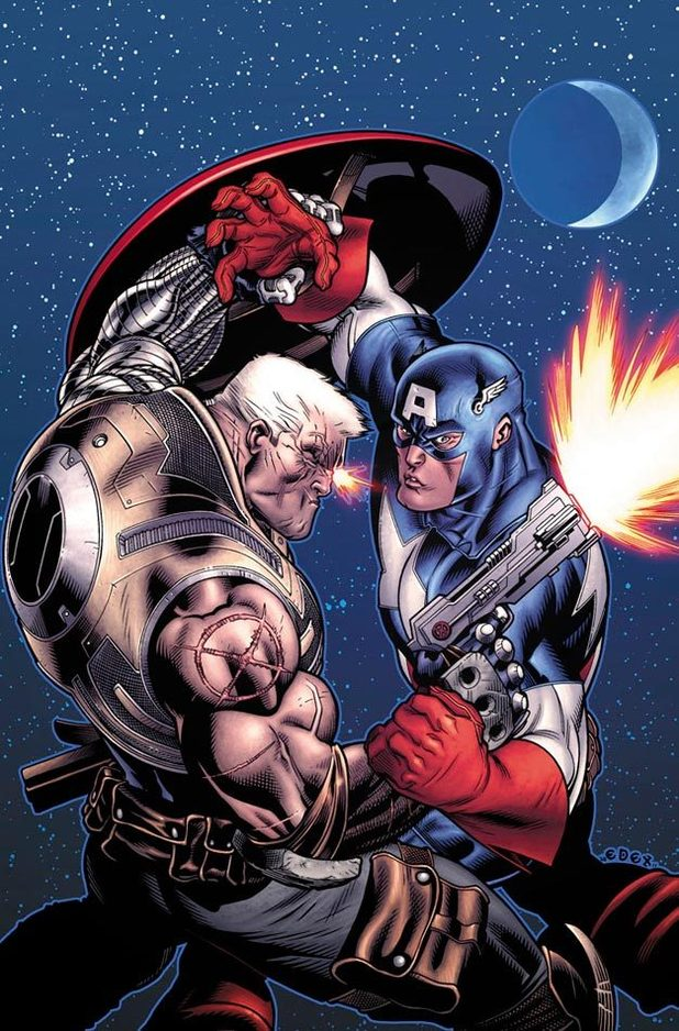 &#39;X-Sanction&#39;: Avengers vs. X-Men