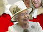 "Queen Elizabeth II thanks public for ""wonderful support and encouragement""."